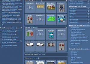 Opne_Game_Art_トップページ