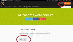 GameDevMarket_登録5